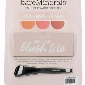 Bare Minerals Gen Nude Power Blush Trio Pallette